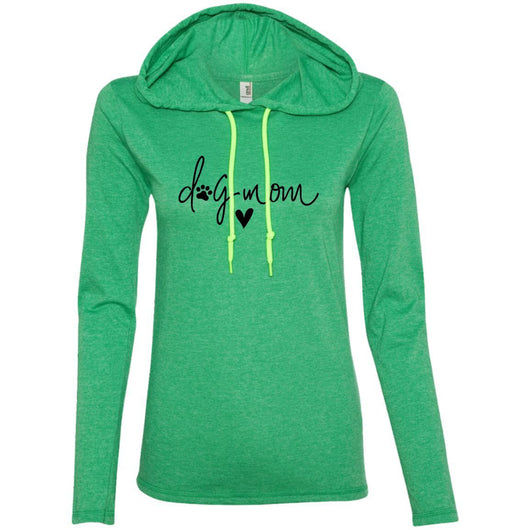 Dog Mom Hooded Shirt For Women - Ohmyglad