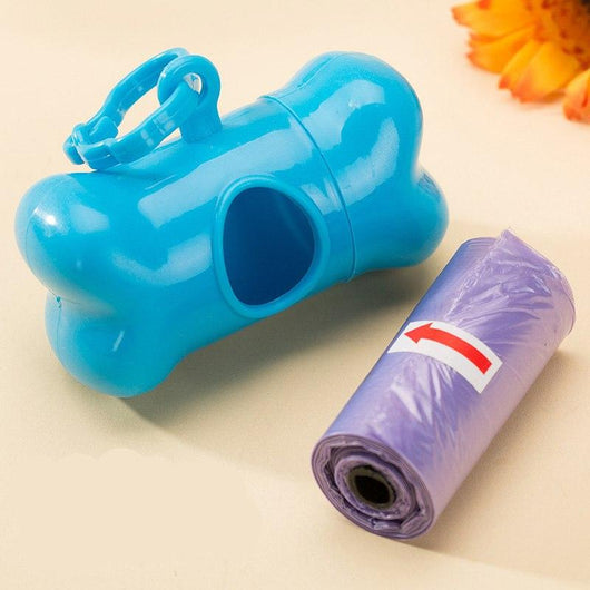 Dog Poop Bags Dispenser - Ohmyglad