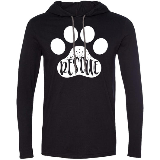 Dog Rescue Hooded Shirt For Men - Ohmyglad