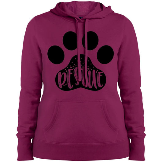 Dog Rescue Hoodie For Women - Ohmyglad