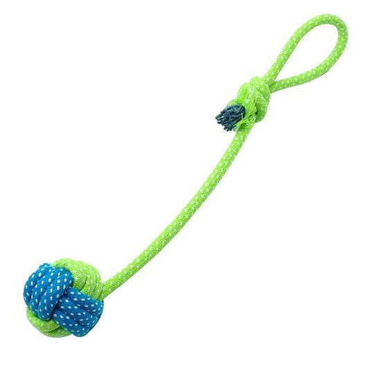 Dog's Rope Knot Toy - Ohmyglad