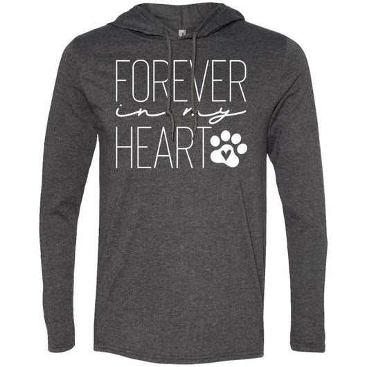 Forever In My Heart Hooded Shirt For Men - Ohmyglad