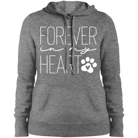 Forever In My Heart Hoodie For Women - Ohmyglad
