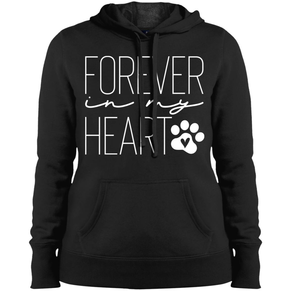 Forever In My Heart Hoodie For Women