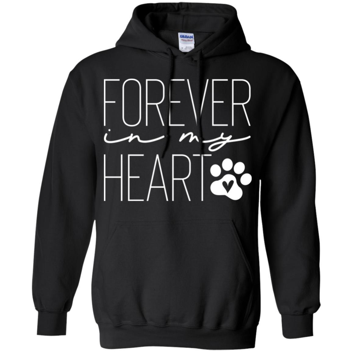 Forever In My Heart Pullover Hoodie For Men