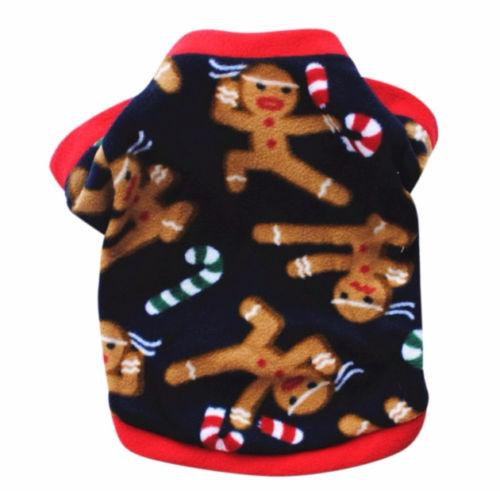 Gingerbread Dog Christmas T Shirt - Ohmyglad
