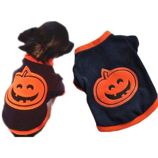 Halloween Pumpkin Shirt for Dogs - Ohmyglad
