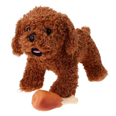 Meat Dog Squeak Toy - Ohmyglad