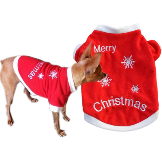 Merry Christmas Shirt For Dog - Ohmyglad