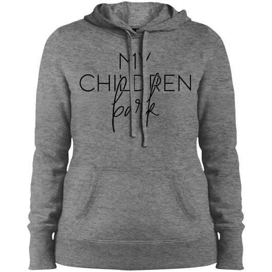 My Children Bark Hoodie For Women - Ohmyglad