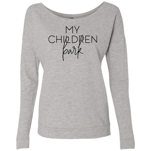 My Children Bark Sweatshirt For Women - Ohmyglad