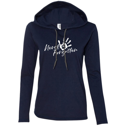 Never Forgotten... Hooded Shirt For Women - Ohmyglad