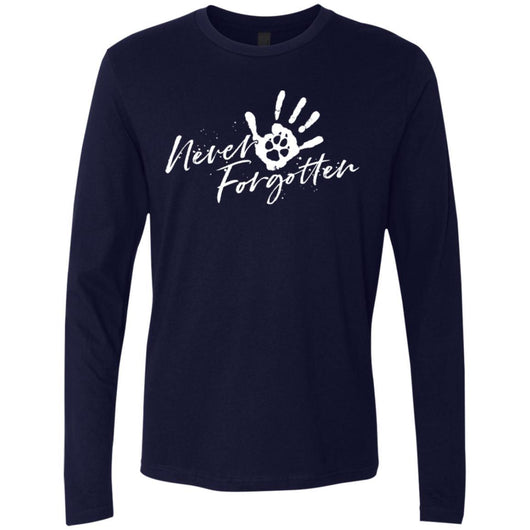 Never Forgotten... Long Sleeve Shirt For Men - Ohmyglad
