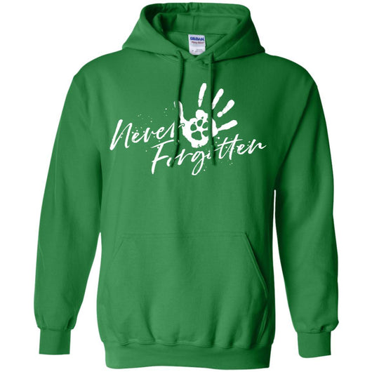 Never Forgotten... Pullover Hoodie For Men - Ohmyglad
