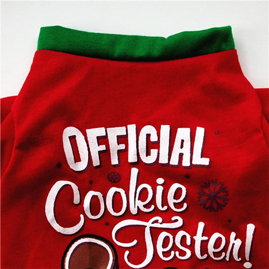 Official Cookie Tester T-Shirt - Ohmyglad