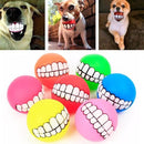 Funny Smiley Dog Ball