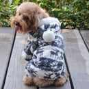 Reindeer Christmas Shirt For Dogs - Ohmyglad