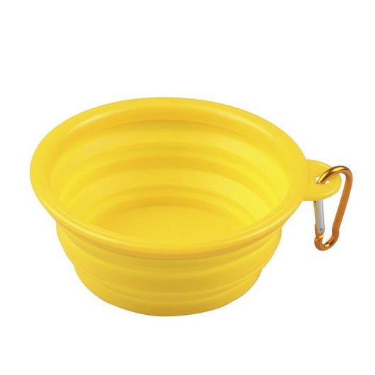 Silicone Collapsible Dog Bowl - Ohmyglad