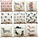 Vintage Dog Pillow Covers - Ohmyglad