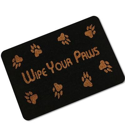 Wipe Your Paws Mat - Ohmyglad