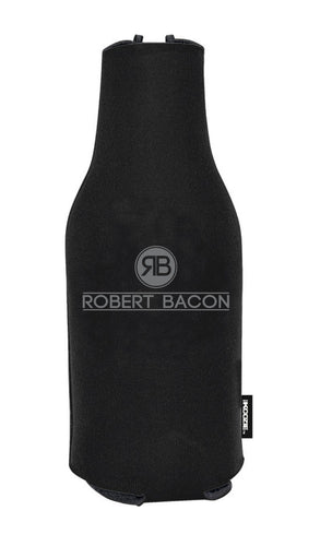 Robert Bacon Bottle Koozie
