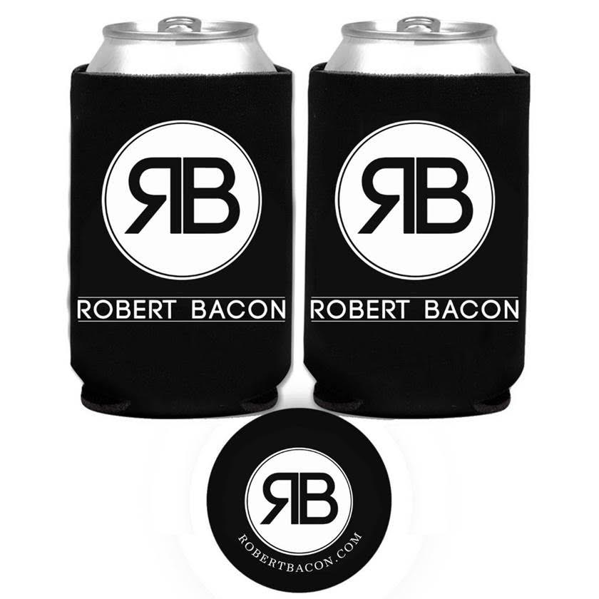 Robert Bacon Koozie