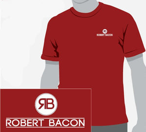 Robert Bacon Red Flag T-Shirt
