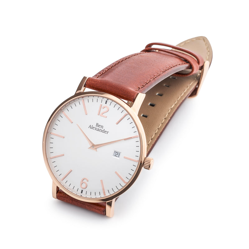 The Ashley - Classic Rose Gold