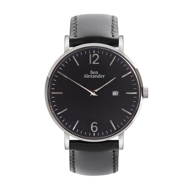 The Spencer - Classic Black