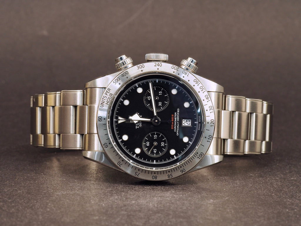 Tudor Black Bay Chronograph, 6/2019