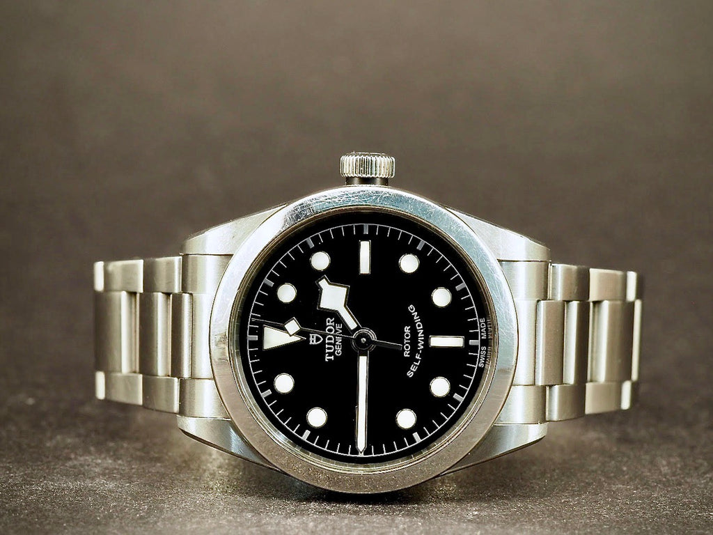 Tudor Black Bay 36, 4/2020