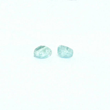 Aquamarine Stud Earrings, Jewelry - Meditation Essentials