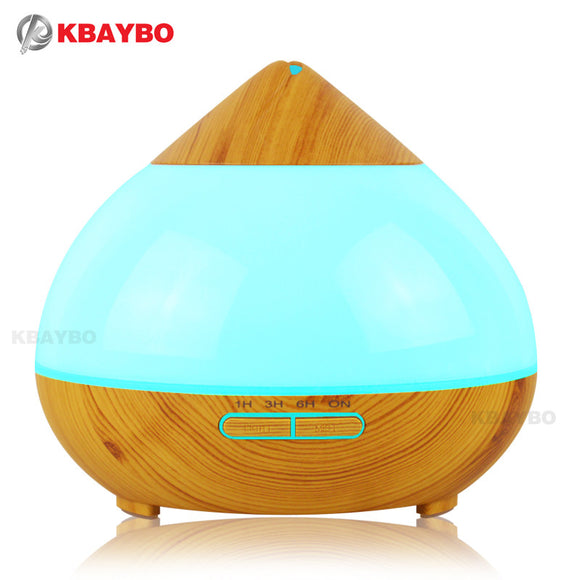 300ml Essential Oil Diffuser & Humidifier for Aromatherapy, Diffusers - Meditation Essentials