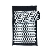 Massager (appro.67*42cm) Cushion Yoga Mat with Pillow, Mat - Meditation Essentials