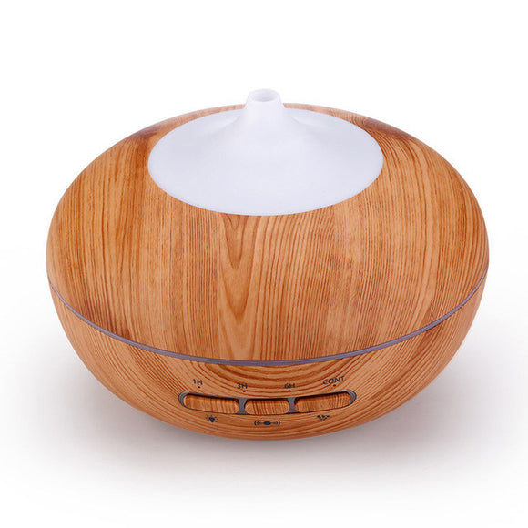 300ml Essential Oil Diffuser & Humidifier for Aromatherapy with LED, Diffusers - Meditation Essentials