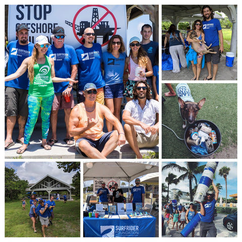 Surfrider Broward Cleanups
