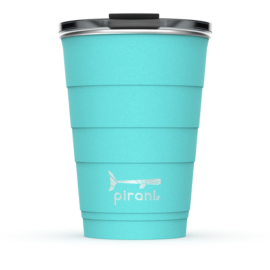 Pirani Party 16oz Insulated Tumbler