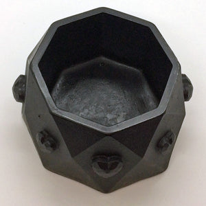 Heart gem blessing bowl