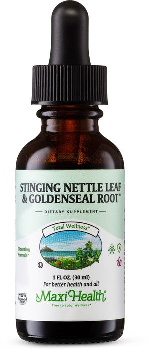 Stinging Nettle Leaf & Goldenseal Root™
