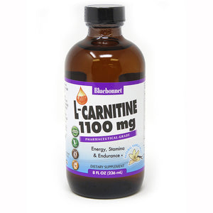 LIQUID L-CARNITINE 1100 mg VANILLA BEAN FLAVOR 8 fl oz