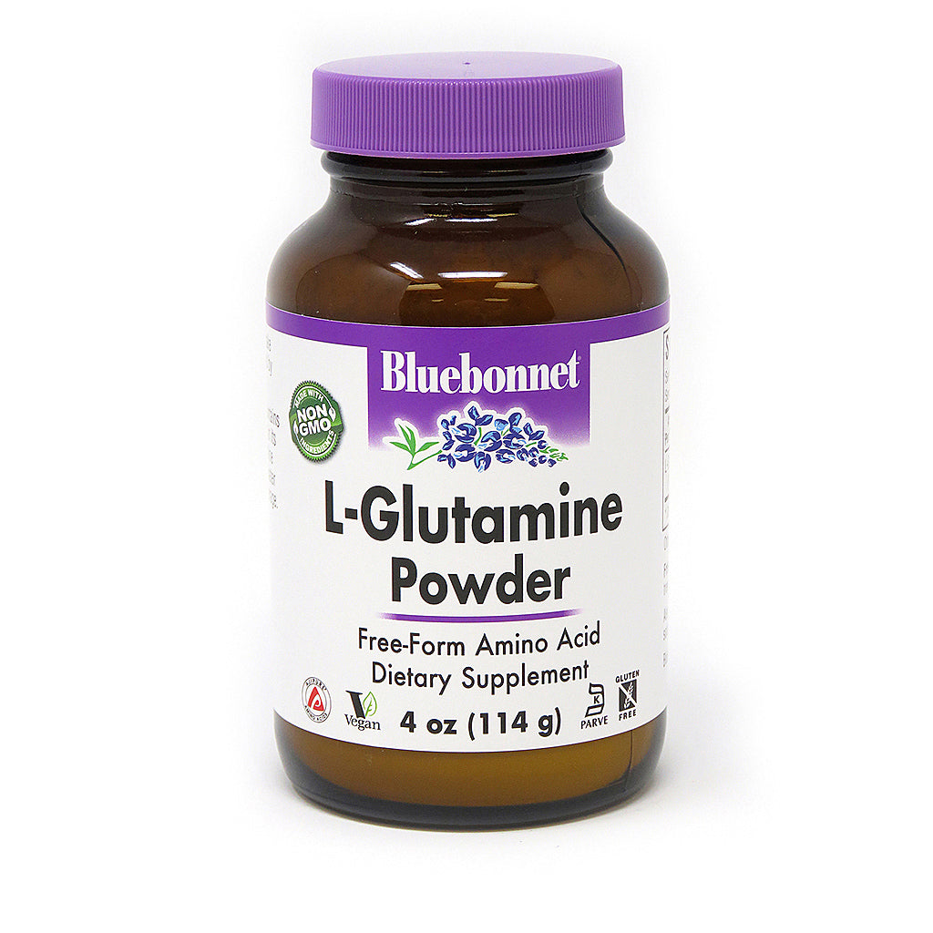 L-GLUTAMINE POWDER 4 oz