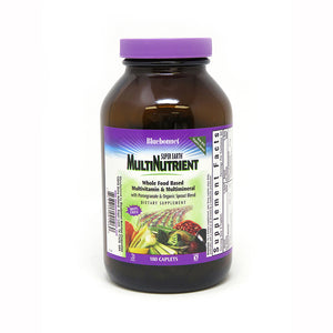 SUPER EARTH® MULTINUTRIENT FORMULA (Iron Free) 180 CAPLETS