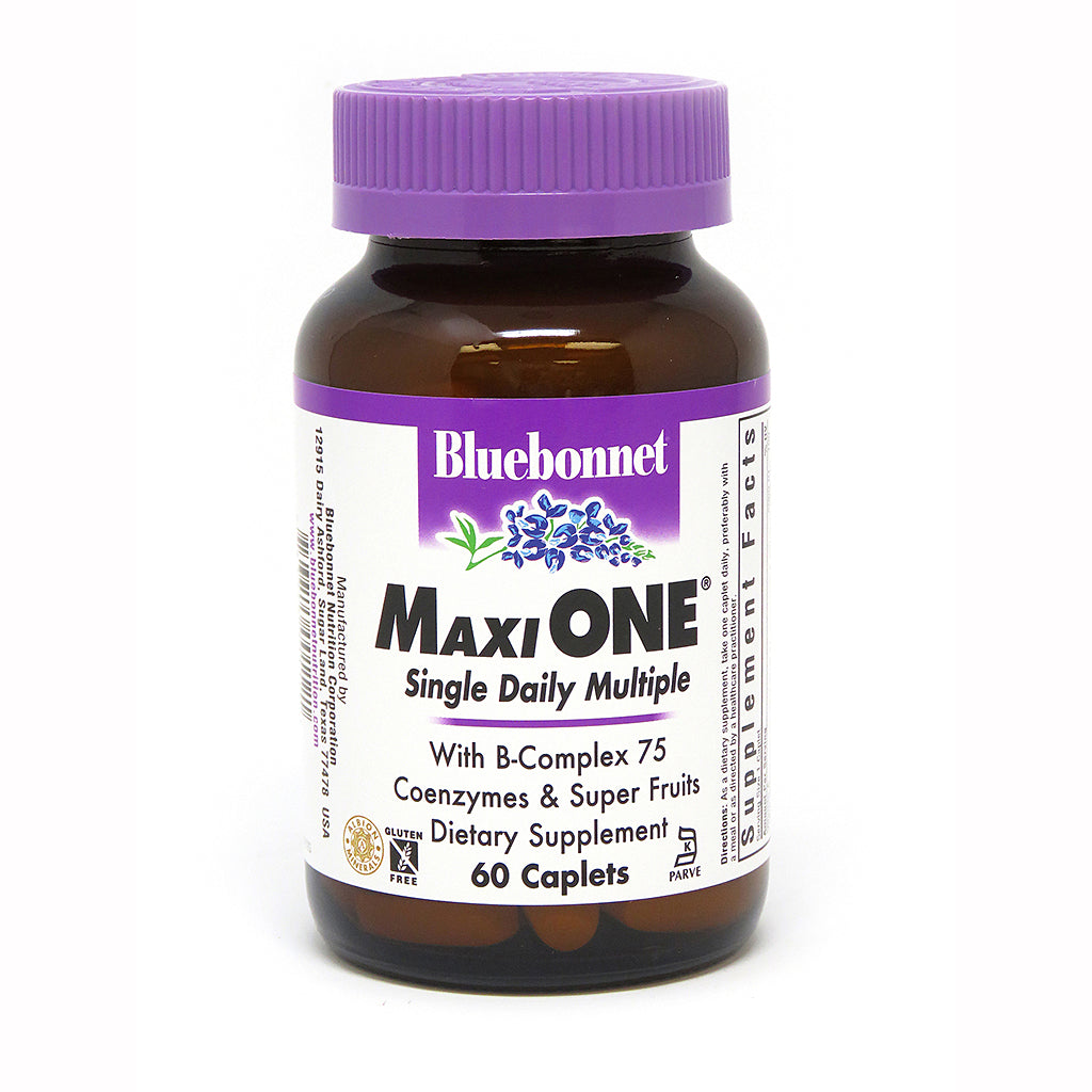 MAXI ONE® (With Iron) 60 CAPLETS