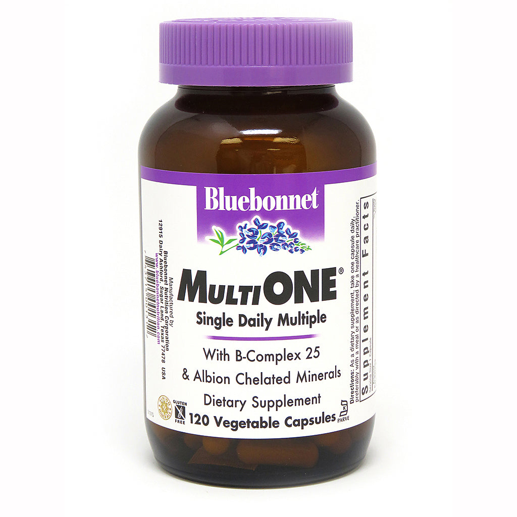 MULTI ONE® (With Iron) 120 VEGETABLE CAPSULES