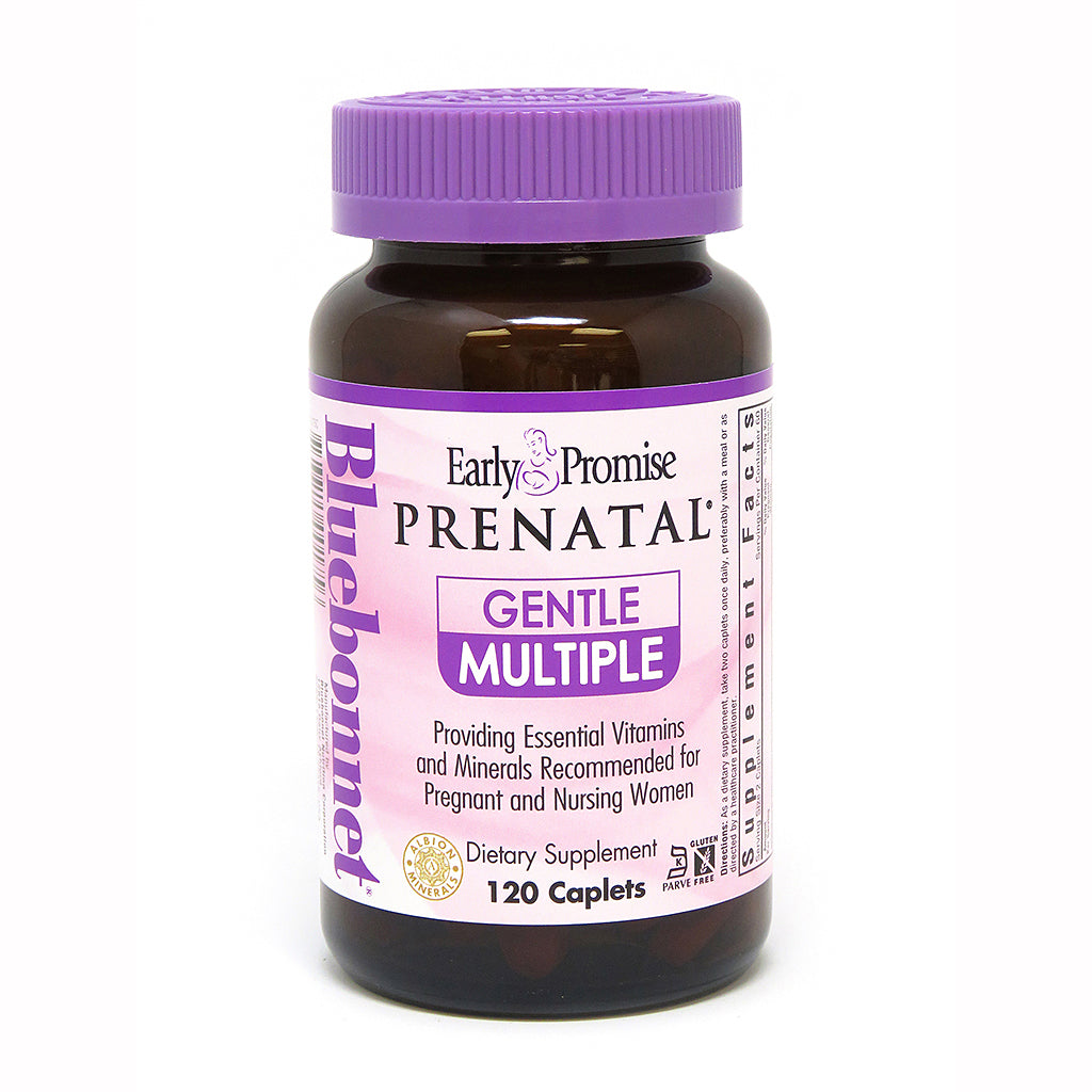 EARLY PROMISE PRENATAL® GENTLE MULTIPLE 120 CAPLETS