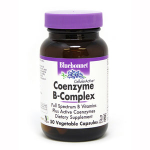 CELLULAR ACTIVE® COENZYME B-COMPLEX 50 VEGETABLE CAPSULES