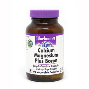 CALCIUM MAGNESIUM PLUS BORON 90 VEGETABLE CAPSULES