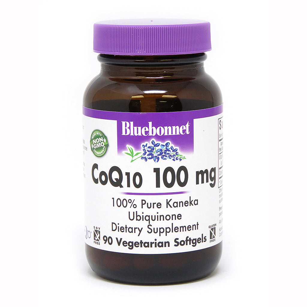 COQ10 100 mg 90 VEGETARIAN SOFTGELS