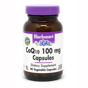 COQ10 100 mg 90 VEGETABLE CAPSULES