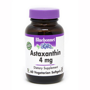 ASTAXANTHIN 4 mg 60 VEGETARIAN SOFTGELS